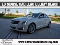 LOW MILEAGE - ONE OWNER   *****The 2014 Cadillac ATS is