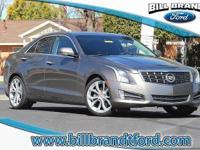 Options:  2014 Cadillac Ats 3.6L Premium 4D