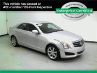 2014 Cadillac ATS 4dr Sdn 2.5 L Luxury RWD. Our