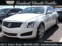 2014 Cadillac ATS Car 2.0 L Turbo Luxury. Our Location