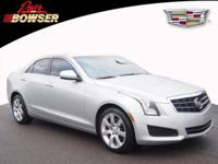 This 2014 Cadillac ATS 2.5L is a great option for folks