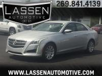 Options:  2014 Cadillac Cts 4D Sedan 2.0L Turbo