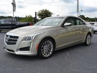 New Arrival! CarFax 1-Owner, This 2014 Cadillac CTS