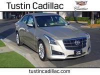 CARFAX 1-Owner, Superb Condition, Cadillac Certified,
