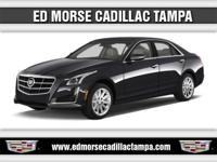 Check out this gently-used 2014 Cadillac CTS Sedan we