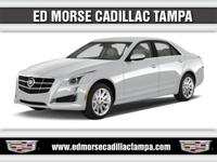 You can find this 2014 Cadillac CTS Sedan Luxury RWD