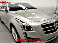 Looking for a clean, well-cared for 2014 Cadillac CTS