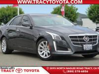 A great deal in Tracy! What a superb deal! Cadillac has