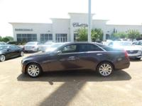 Options:  2014 Cadillac Cts Sedan Luxury Rwd|Majestic