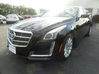2014 Cadillac CTS 2.0L Turbo Luxury Certified. Cadillac