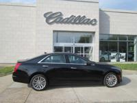 Take a look at this clean one owner Cadillac CTS! This