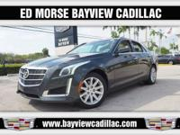 4 Cylinder  Options:  2014 Cadillac Cts Luxury|Awd 2.0T