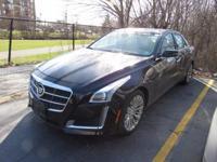 2014 Cadillac CTS 2.0L Turbo Luxury NAVIGATION,