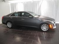 Options:  2014 Cadillac Cts 2.0L Turbo