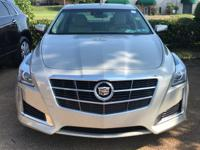 Options:  2014 Cadillac Cts Sedan Luxury Awd|Beige/|V4