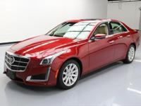 2014 Cadillac CTS with 3.6L V6 DI Engine,Leather