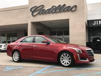 Options:  2014 Cadillac Cts Sedan 4Dr Sdn 3.6L Luxury