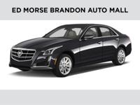 This outstanding example of a 2014 Cadillac CTS Sedan
