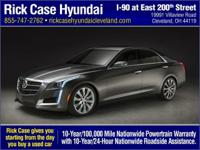 AWD. MOONROOF! Rick Case Hyundai, home of the 10 YEAR,