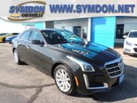 Options:  2014 Cadillac Cts 3.6L Luxury Collection|Awd
