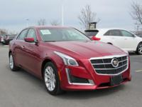 Discerning drivers will appreciate the 2014 CADILLAC