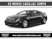 Ed Morse Cadillac - Tampa is pleased to be currently