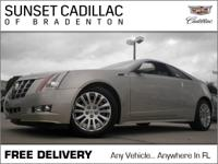 Recent Arrival! **CADILLAC CERTIFIED!**, **REAR VIEW