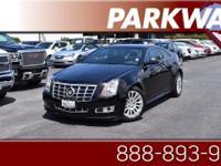 2014 Cadillac CTS Performance Black Raven 3.6L V6 DI