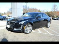Options:  2014 Cadillac Cts 3.6L Performance