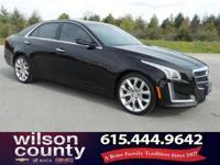 2014 Cadillac CTS 3.6L Premium 3.6L V6 DI DOHC VVT