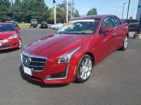 Cadillac Certified, Very Nice, GREAT MILES 21,234!