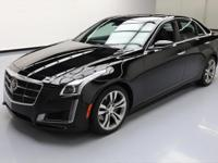 2014 Cadillac CTS with 3.6L Twin Turbocharged V6 DI