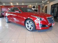 Immaculate Company Owned Vehicle.  This CTS Premium