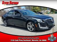 CTS V SPORT PREMIUM TRIM, NAVI, HEATED AND COOLED FRONT