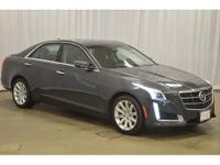 2014 CTS Luxury AWD. Cadillac certified. This Phantom