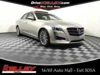 2014 Cadillac CTS 2.0L Turbo Luxury! **All Wheel