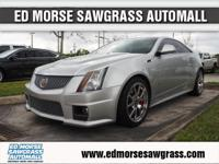 Cadillac Certified, CARFAX 1-Owner, ONLY 26,831 Miles!