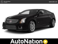 2014 Cadillac CTS-V Coupe Our Location is:
