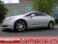 This is one Sharp and Rare Cadillac ELR Coupe!!