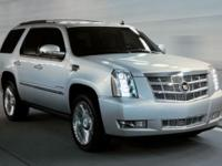This 2014 Cadillac Escalade ESV is a full-size SUV
