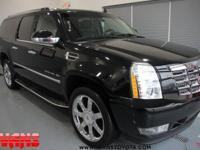 Black Raven 2014 Cadillac Escalade ESV Luxury AWD
