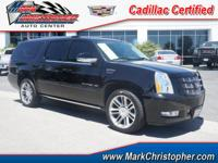 CARFAX 1-Owner, Cadillac Certified, ONLY 29,398 Miles!