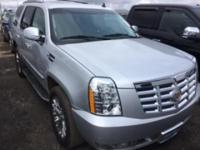 Certified, One Owner 2014 Escalade with under 25,000