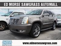 Cadillac Certified, CARFAX 1-Owner, GREAT MILES 32,540!