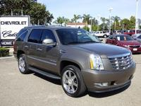 Options:  2014 Cadillac Escalade 2Wd 4Dr Luxury