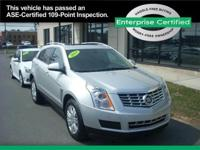 Cadillac SRX Luxury crossover buyers, check out this