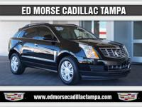 In this 2014 Cadillac SRX, take pleasure in every drive