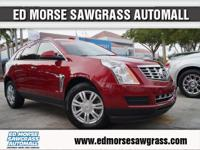 CARFAX 1-Owner, Cadillac Certified, LOW MILES - 28,809!