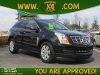 Options:  2014 Cadillac Srx Has Such Low Mileage You'll