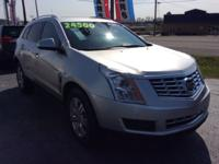 CARFAX One-Owner. Radiant Silver Metallic 2014 Cadillac